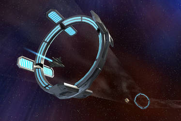 Wormhole by USSSpeed
