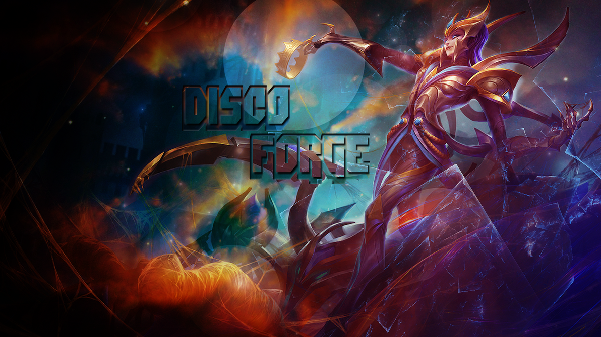League of Legends Elise Wallpaper 'DISCOFORGE' by Luxanova ...