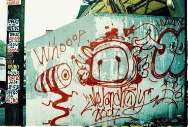Whooop x Melancholy x Egg