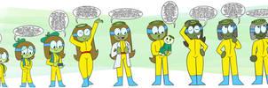 Dendy's experiment V2