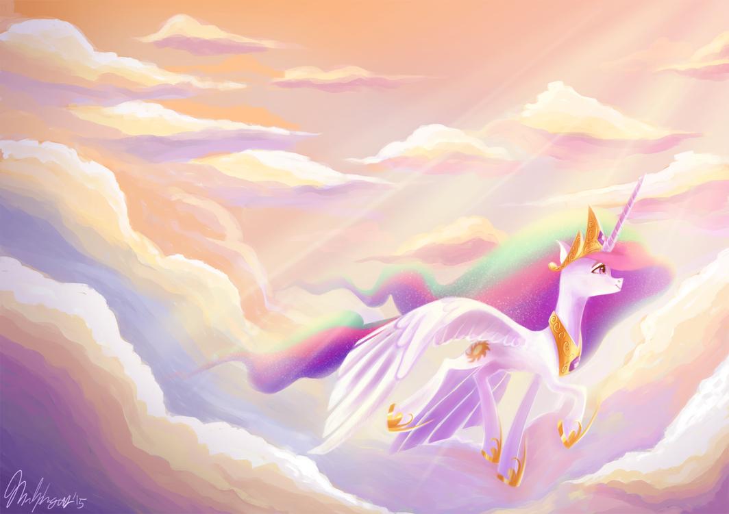 Heavenly by malphigus
