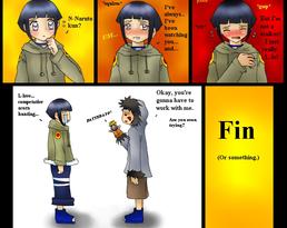 With feeling, Hinata... by Kivae