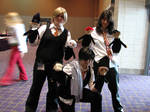 Ikasucon 09: Potter and crew