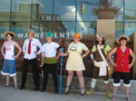 One Piece: The whole crew