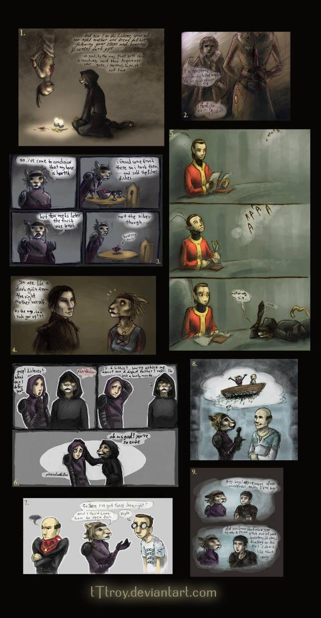 shitset : Oblivion by tttroy