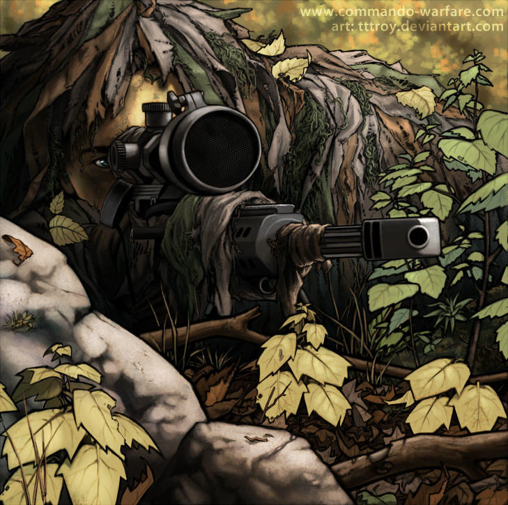 The sniper of CW