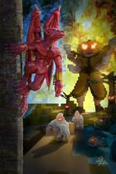 Gargoyle's Quest tribute