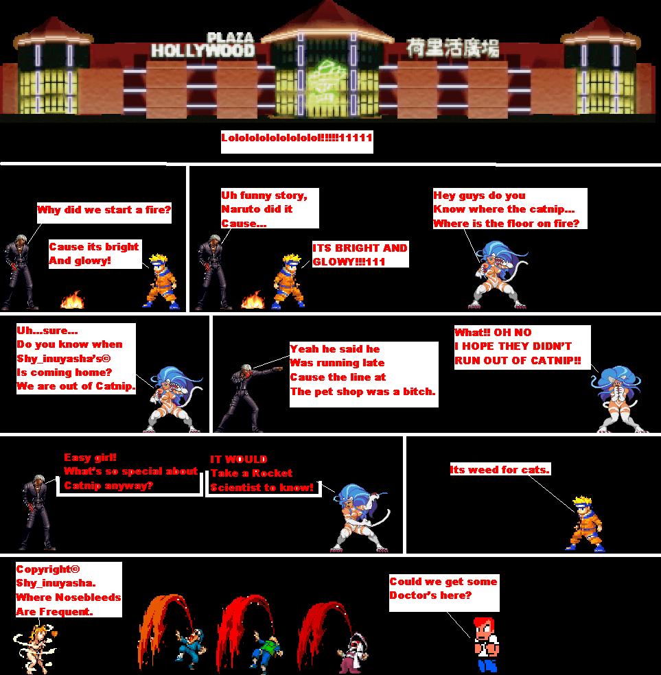 comic 1 by inu89