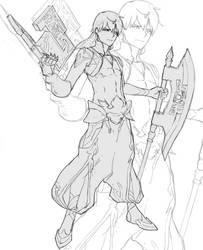 Caster Gilgamesh