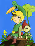 The Legend Of Zelda- Minish Cap