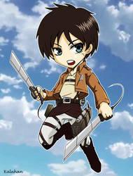 Shingeki no Kyojin - Eren Jager