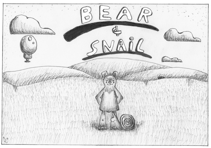 Snail Banner by xhunterko