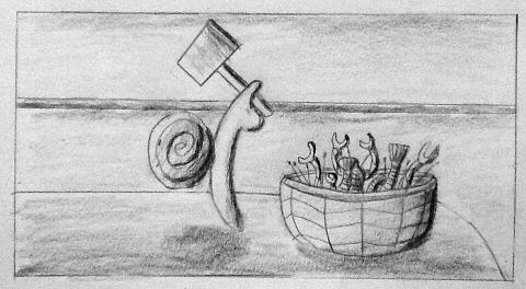 89: Lobster by xhunterko