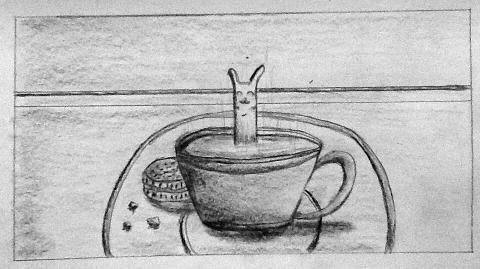 90: Tea by xhunterko