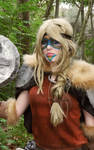 Astrid  Cosplay (How to train your Dragon 2)