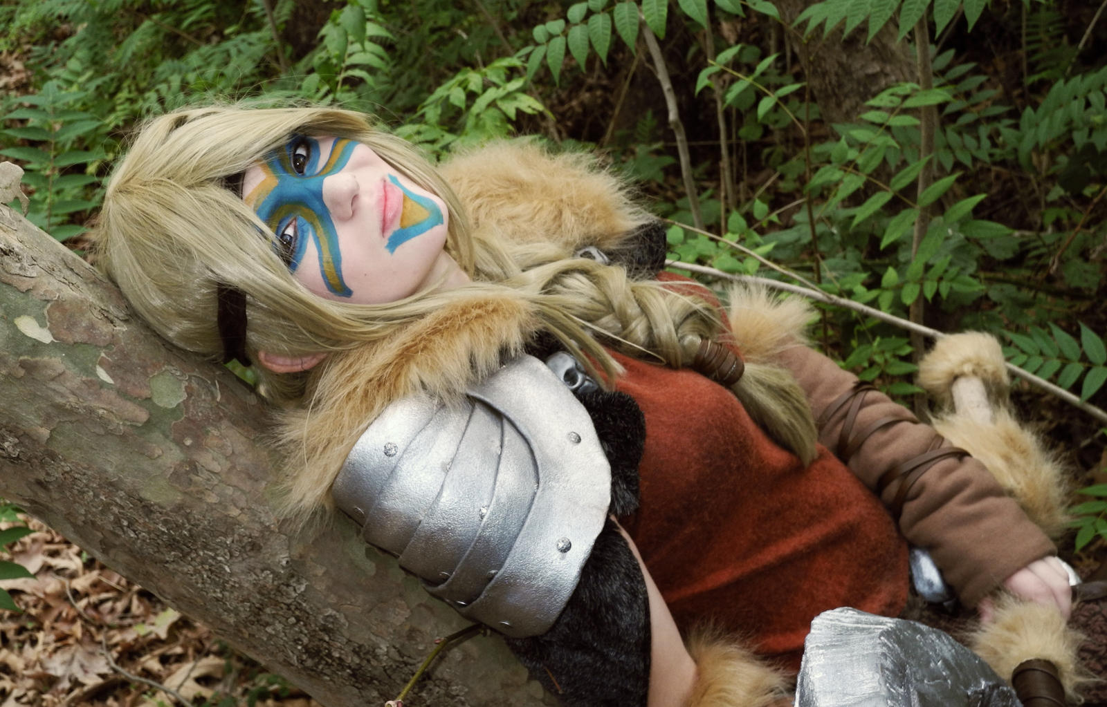 cosplay how to train your dragon