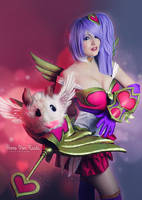 Heartseeker Quinn By Horo Von Kaida by HoroVonKaida