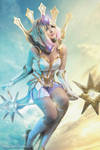 Elementalist Lux (Light Form) By Horo Von Kaida