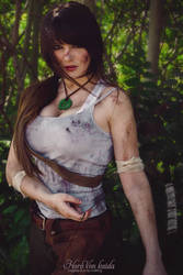 Lara Croft by Horo Von Kaida