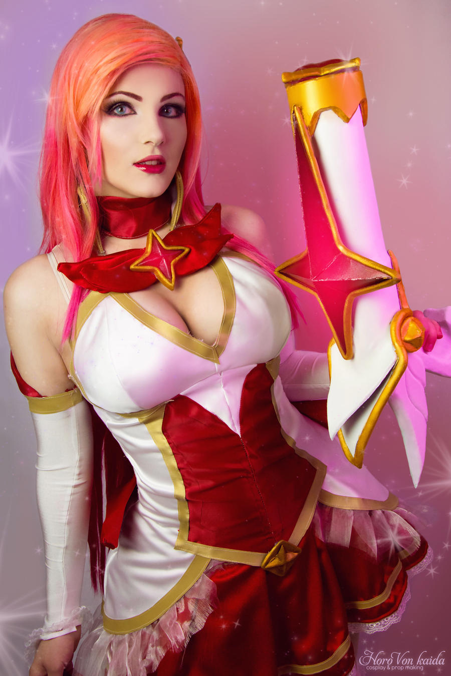 Miss Fortune Cosplay Porn