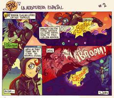 PAX la aventurera ESPACIAL 2