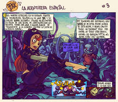 PAX la aventurera ESPACIAL 3