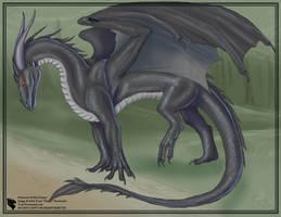 Chaos Dragon - DAX by Ulario