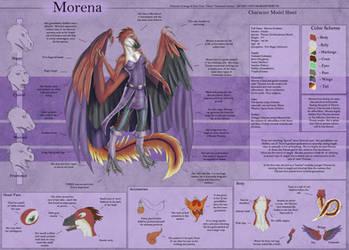 Morena - Character Sheet by Ulario