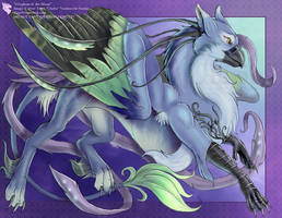 Gryphon of the Moon