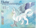 Thaine - Reference