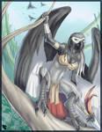 Perroqet Series: African Grey