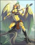 Perroquet Series - Sun Conure