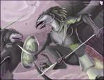 Jincilla Gladiators