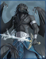 Xeul - God of Storms and Wind
