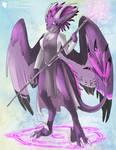 Royal Dragoness (GrownUp Egg Adoptable) by Ulario