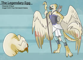The Legendary Egg by Ulario