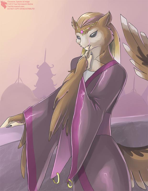 Ta'al-Marida:  Queen of the Owls