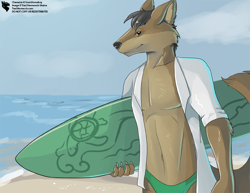 Anthro Wolf Male Anthro Male Calender 2014