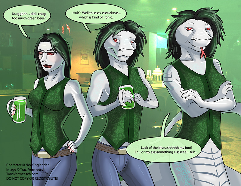 Noxious Cobra Transformation - Commission by Carolzilla