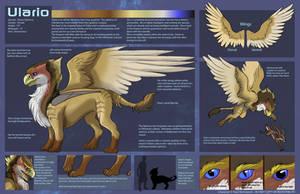 [Personal] Ulario - Character Sheet