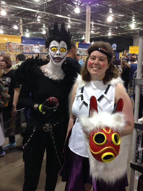 Photography motor city comic con 2015 by ulario on for Motor city comic con