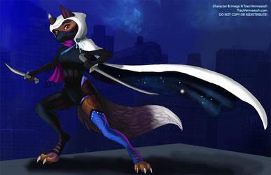 [Personal] Vega - Character Design by Ulario
