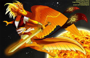 [Auction] Heavenly Anthros:  The Sun by Ulario