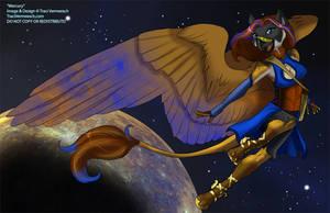 [Auction] Heavenly Anthros:  Mercury by Ulario