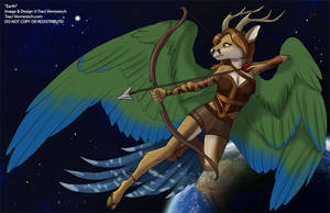 [Auction] Heavenly Anthros:  Earth by Ulario