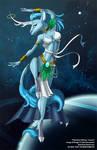 [Auction] Heavenly Anthros:  Uranus