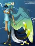 [Character Auction] Ahyoka The Thunderbird