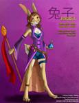 [Character Auction] Chinese Zodiac: Rabbit