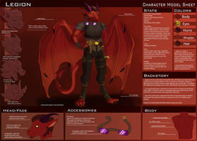 [Personal] Legion - Character Sheet