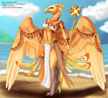[Personal] Asotl - The Queen Goddess by Ulario